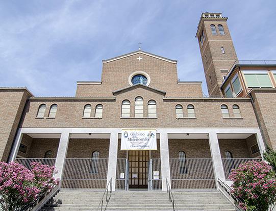 Chiesa Santa Teresa Ravenna